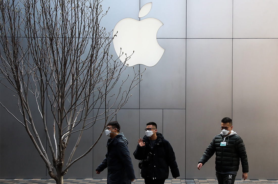 Apple Announcement and Affected Stocks of Europe