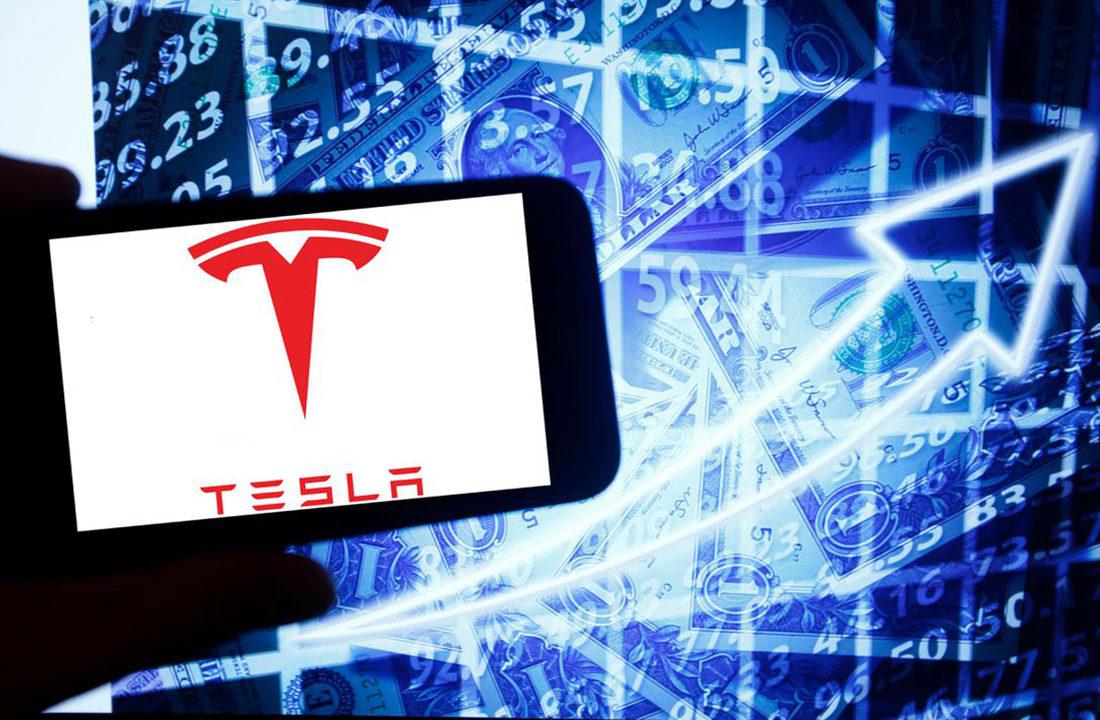 Tesla's Market Value of 2020, tesla