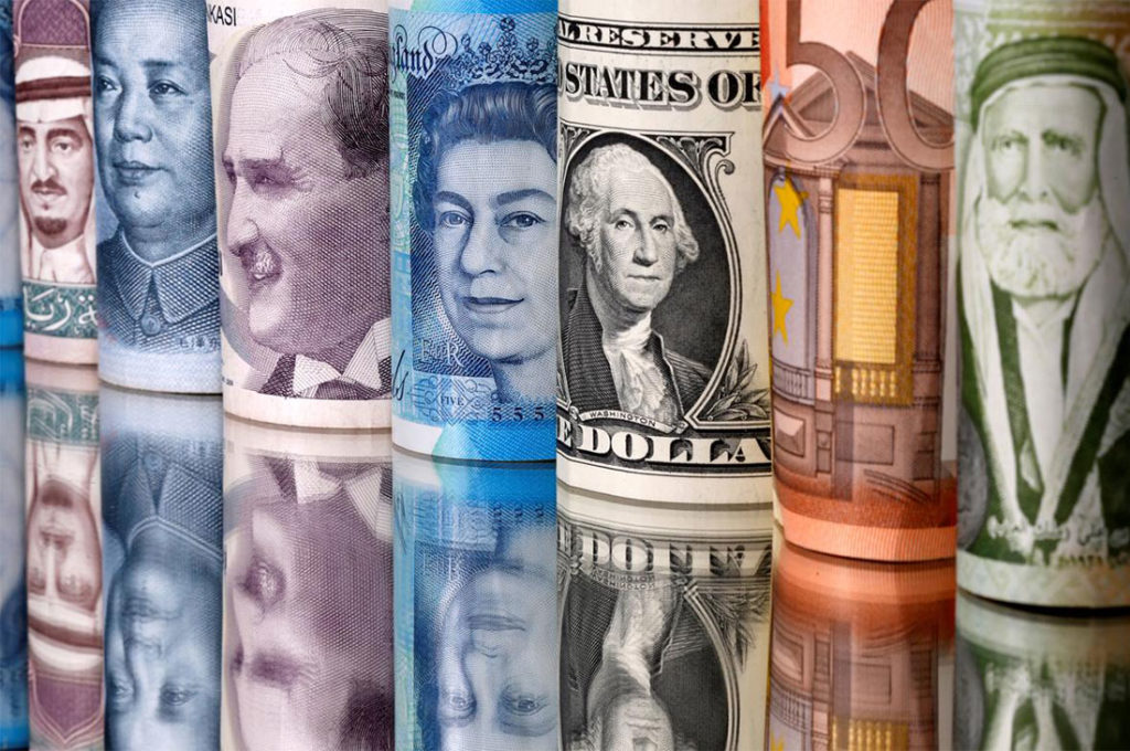 dollar, Safe-Haven Currencies rose against U.S. Dollar on Wednesday