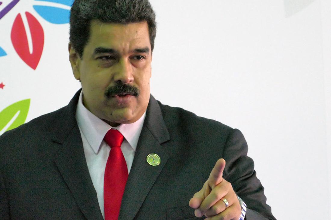 Venezuelan President Charged for Crypto Narco-Terrorism