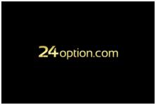 24 Option Logo