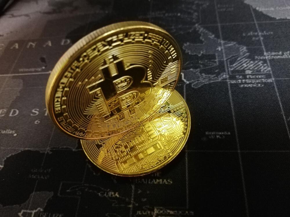 total bitcoin worth
