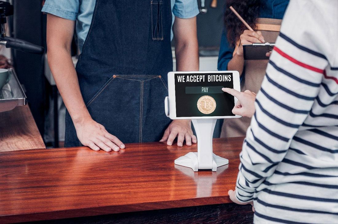 Aviatrade website accepts BTC as a payment