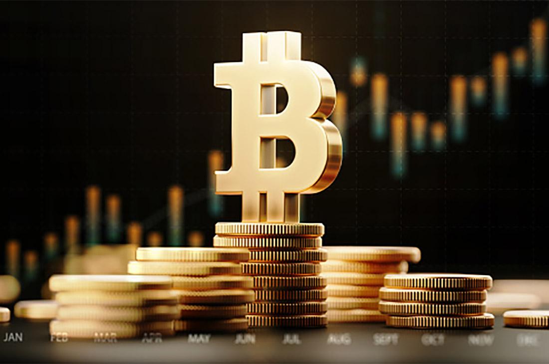 Bitcoin's price BTC
