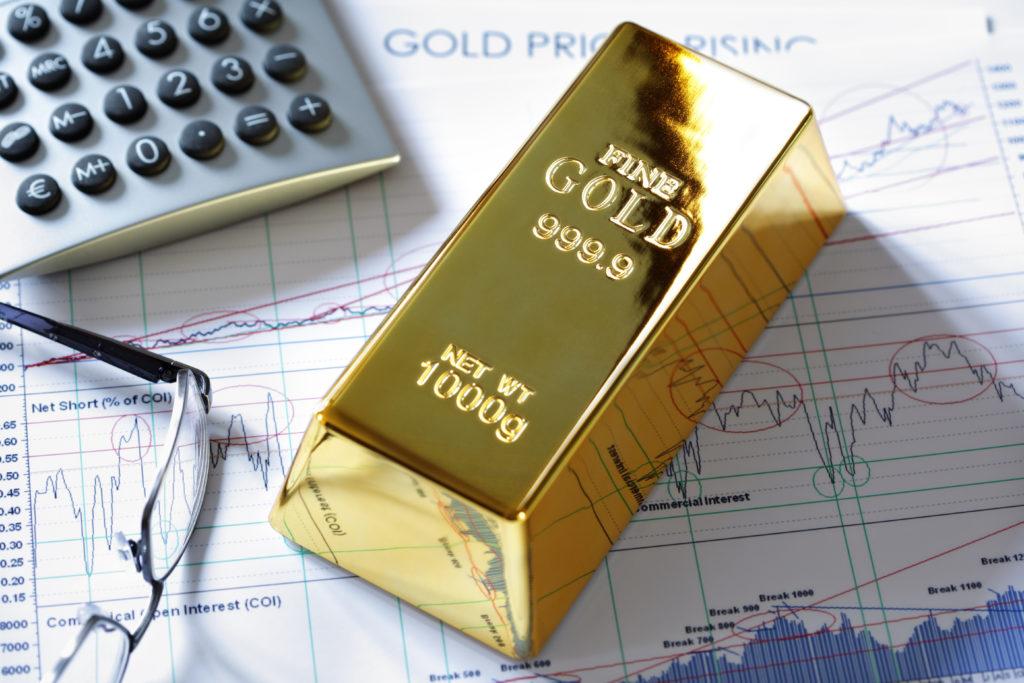 Gold Retrieves $ 1,700 for Optimism