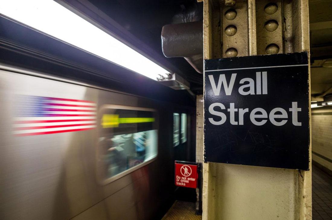 Tesla, Apple and other giants, Wall Street