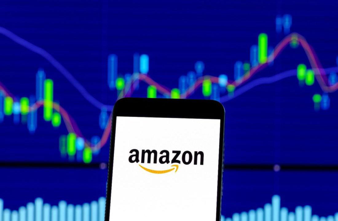 the S&P 500's biggest fallers Amazon.com Inc