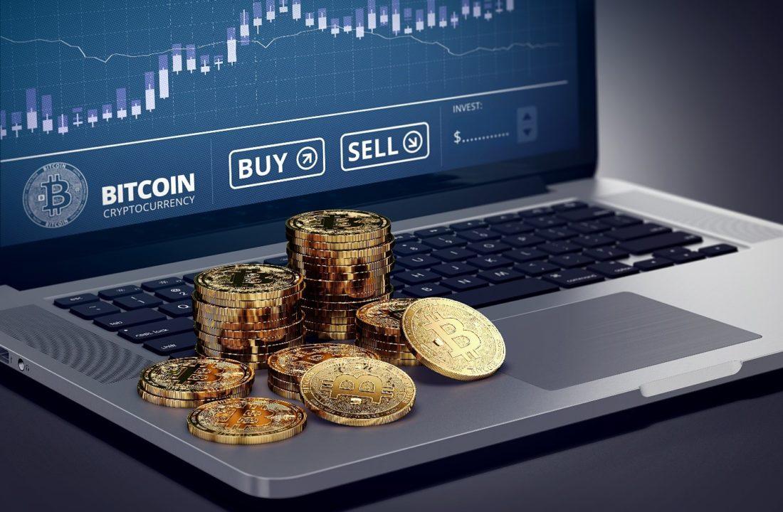 Bitcoin price fell
