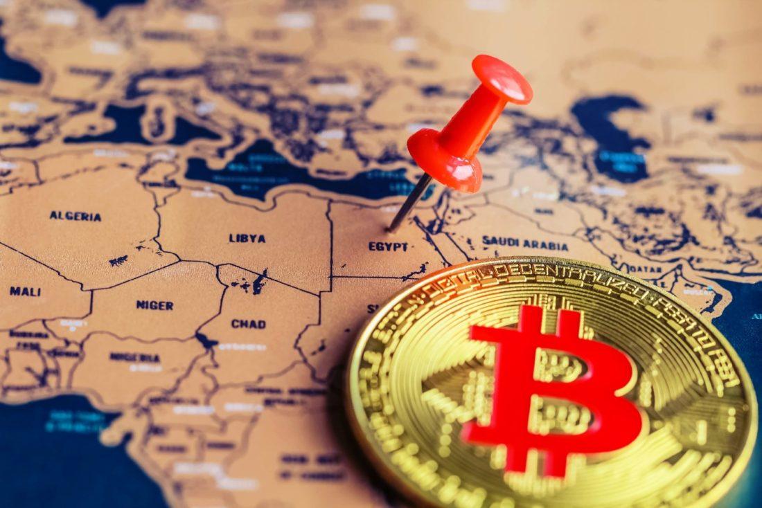 Egypt and Bitcoin