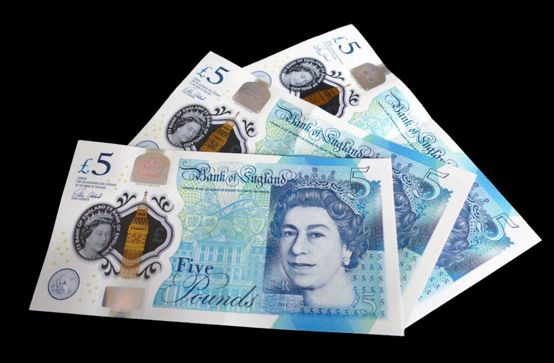 British Pound, UK