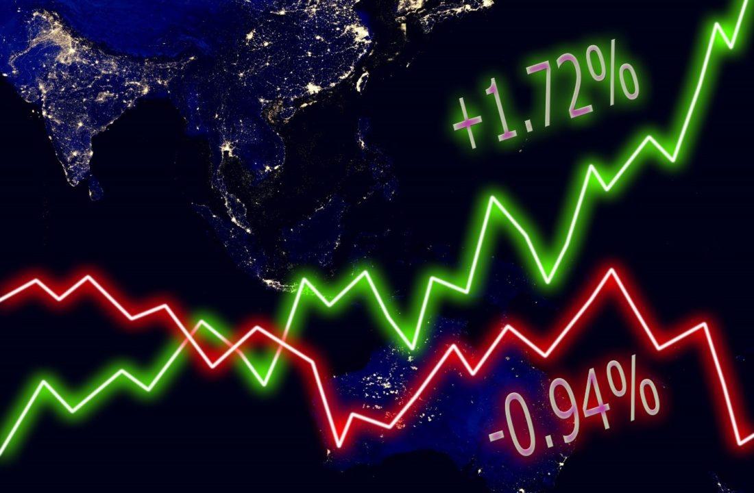 Asian Tech stocks
