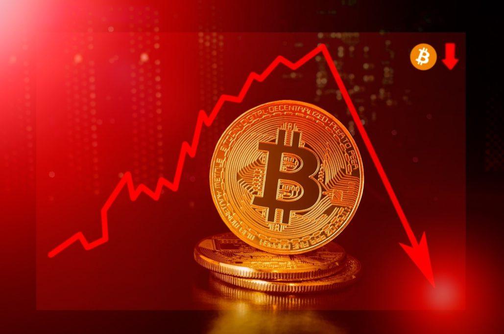 Bitcoin declined