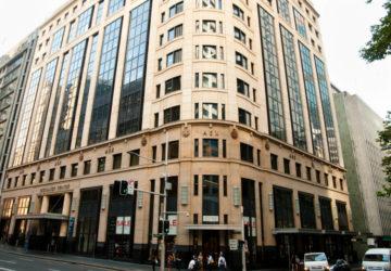 Financial headquarters ASX