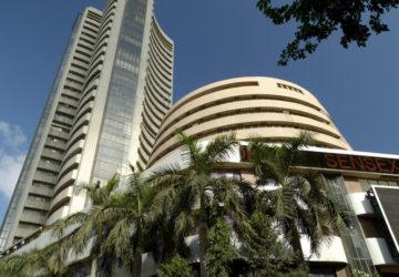India Stock Exchange Building