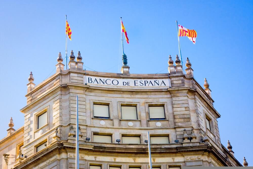 Bank of Spain photo