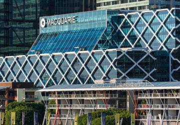 Australia's Macquarie Group building