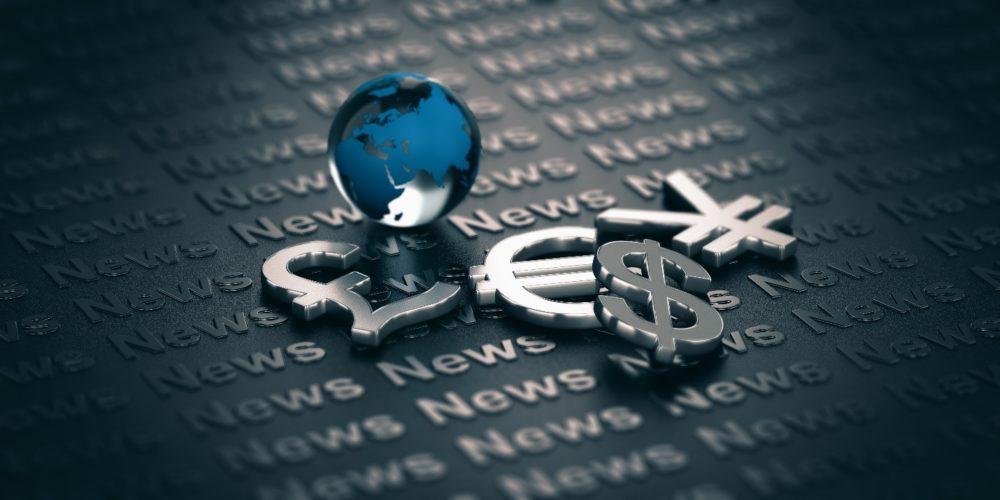 pound, yuan, dollar, euro