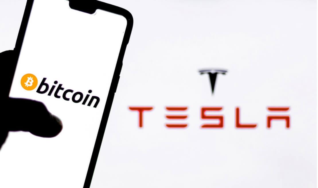 Tesla and bitcoin