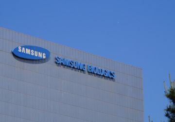 samsung biologics logo