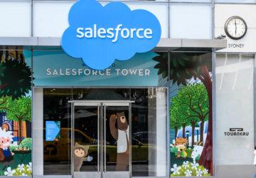salesforce shop